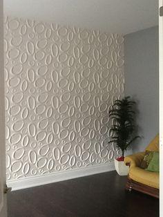 Decorative 3D Wall Panels - Gallery | Wall decor design, 3d wall ...