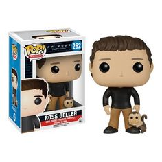 This is a Friends POP Ross Geller Vinyl Figure that is produced by Funko. A stellar POP Figure. It's neat to see that the Friends characters got their very own wave of POP Vinyl's. Pop Vinyl Figures, Funko Pop Figures, Teen Wolf Scott, Funk Pop, Rick James, A Wrinkle In Time, Austin Powers, Witch Doctor, Rocky Horror Picture Show