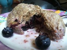 """Fit for Success: 1-Minute Clean Blueberry """"Muffin"""""""