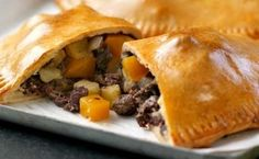 Great British Bake Off Cornish pasties Perfect Cornish pasties  from episode five of The Great British Bake Off, features short, golden pastry and a traditional beef, potato and swede filling