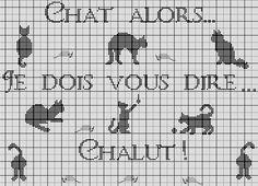 Loom Beading, Beading Patterns, Crochet Cross, Cross Stitch Animals, Tapestry Crochet, Knitting Charts, Cat Pattern, Le Point, Stitch Design