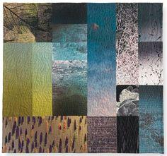 Art Work, James, Amazing Art, Digital Art, Collage Personalized, Honeysuckle, Art Quilts, Art Textiles, 2015 Exhibitions