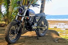 2010 HONDA MEGAPRO 150 - K-KUSTOM GARAGE - THE BIKE SHED