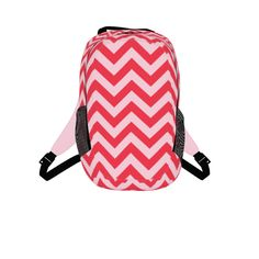 #backpack #chevron #red #summer #cute #college #schoolbag #school #sport #sportsbag #strigel #skyou #indivdual#artsy