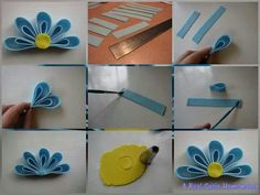 Quilted fondant flower tutorial
