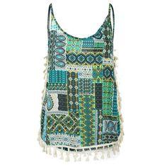 Tank Tops, Women, Fashion, Moda, Halter Tops, Fashion Styles, Fashion Illustrations, Woman