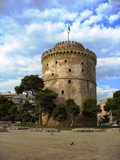 Cele mai frumoase locuri din Europa: Turnul Alb