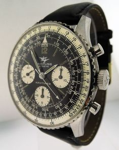 Breitling Navitimer 'Twinjet' 806 Vintage Chronograph possibly Breitling Navitimer, Breitling Superocean Heritage, Breitling Watches, Amazing Watches, Beautiful Watches, Cool Watches, Watches For Men, Rolex, Dream Watches