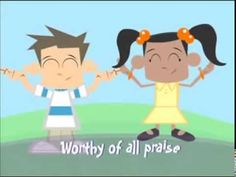 How Great is Our God Children's Ministry Worship Video by Yancy - YouTube