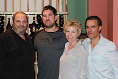Marcus Luttrell and CJ Charles | CJ Charles Jewelers