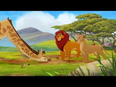 Simba and Nala Lion King Series, Lion King Art, Simba And Nala, King Simba, Le Roi Lion, Disney Lion King, Circle Of Life, Love Movie, 90s Kids