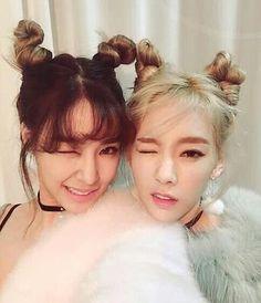 Tiffany, Taeyeon TaeNy 'Dear Santa'