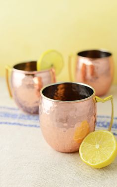 Summer prep time! These will be perfect for some fun get togethers!