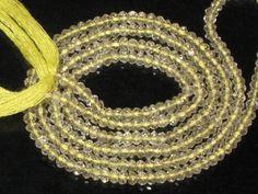 6mm 8mm 10mm 12mm Natural Yellow Topaz Handmade Bracelet 7.5 Inch AAA