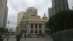 Municipal Theater - Cinelândia