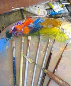 Top 10 Oil Painting Tips