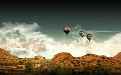 Hot Air Balloon Rides in Phoenix Scottsdale Arizona Apex Balloons