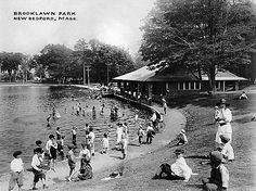Brooklawn park / Beach New Bedford, Ma Bedford Massachusetts, Fall River Ma, Little Compton, New Bedford, Dartmouth, Local History, Far Away, East Coast, Dolores Park