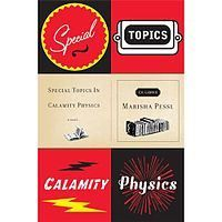 Special Topics in Calamity Physics. Not a book about physics. I called it quirky and clever. Good Books, Books To Read, My Books, What To Read, Book Authors, Reading Lists, Reading Books, Book Nerd, Book Review