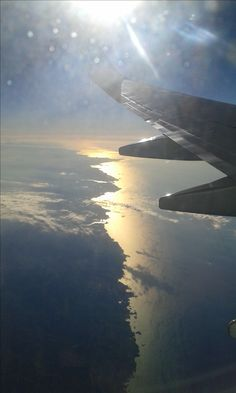 #flying More Photos, Airplane View