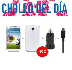 #Chollo! Pack de accesorios para #Galaxy #S4 ¡50% Descuento! No lo dejes escapar! http://mzof.es/blog/pack-de-accesorios-de-samsung-galaxy-s4-chollo-del-dia/225 #mzof