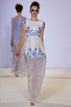Temperley London | Spring 2013 Ready-to-Wear Collection | Style.com