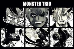 One Piece. theyre monsters....