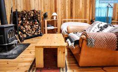 Typical Mongolian Yurt Rental on Cape Breton Island in Nova Scotia, Canada – Cheryle Broszeit – japanesetubs Mongolian Yurt, Yurt Home, Cabot Trail, East Coast Road Trip, Cape Breton, Nova Scotia, Soaking Tubs, Canada, Cozy