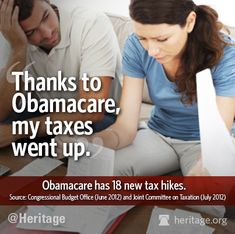 Morning Bell: Thanks to Obamacare... March 22, 2013 -- It's Obamacare's third anniversary. Though many key parts of Obamacare—including some of its tax hikes and mandates—don't go into effect until next year, Americans are feeling many of its changes already. Please share these impacts to mark three years of this bureaucratic nightmare.