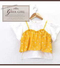 3a1512dd84eb8 子供服 女の子 トップス Tシャツ 110 120 130cm 半袖 イエロー ネイビー girl 203386 星刺繍