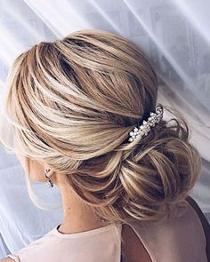 Wedding Hairstyles Updo when i see all these hairstyles wedding braid updo it always makes me jealous i wish i could do something like that I absolutely love this hairstyles wedding braid updo hair style so pretty! Braided Hairstyles Updo, Bride Hairstyles, Hairstyle Ideas, Easy Hairstyle, Big Hair Updo, Perfect Hairstyle, Tousled Hair, Bridal Hair Updo, Bun Hair