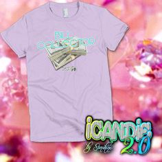 c6a8d2bb3 iCandie Bill Collector Short sleeve women's by iCandieGraphix The  Collector, Graphic Tees, T Shirts