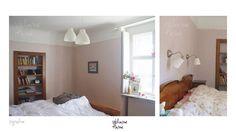 Sypialnia (180 m2 w starej willi) copyright Welcome Home