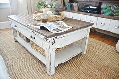 Comment fabriquer un plateau de table en bois? | BricoBistro