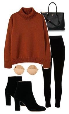 Looks super fashionistas com tricot - Glanz Komplette Outfits, Winter Fashion Outfits, Cute Casual Outfits, Fall Winter Outfits, Look Fashion, Stylish Outfits, Autumn Winter Fashion, Womens Fashion, Fall Fashion