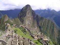 Machu Picchu, no nec