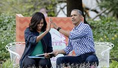 2008 | Barack and Michelle Obama Cute Couple Pictures | POPSUGAR Celebrity Photo 1