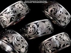 engraved scrollwork - Google Search