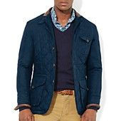 Polo Ralph Lauren Northfield Quilted Sport Coat