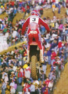 Jmb 3 # 125cc 1988 # motocross