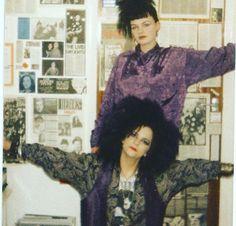 Nicola and Mel, UK, 1990ish