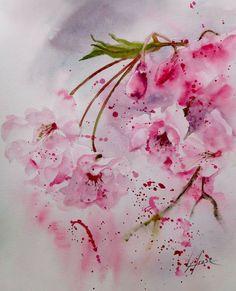 Anne Larose, aquarelles, fresques