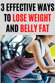 Wanting to lose weight and also get rid of that belly fat? Pay attention to these 3 tips that will help you lose weight and lose belly fat quickly. Healthy Food To Lose Weight, Lose Weight In A Week, How To Lose Weight Fast, Easy Weight Loss Tips, Losing Weight Tips, Body Transformation Workout, Best Workout Machine, Cardio For Fat Loss, Lose Body Fat