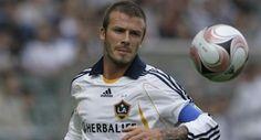 FansShare, David Beckham to be Great Britain football team...