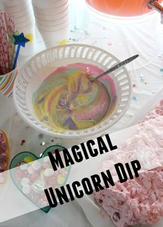 DIY Unicorn Party |