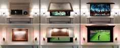 TV Cover Ups- Frame TV Mirror & Art SolutionsTV Cover Ups