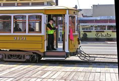 Best of all, anyone can enjoy the trolleys absolutely free of charge. Two of the trolleys are open-air, which makes traveling through the historic downtown feel like an absolute treat.