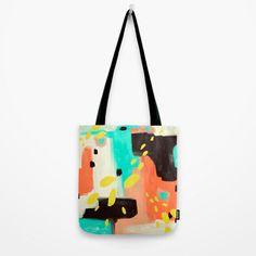 Wait For More tote bag by Jacqueline Maldonado
