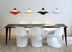 Lampara PH5 - Lamparas de suspensión - Iluminación - Decoración :: artglobale.com