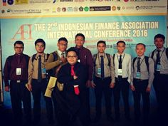 The 2nd Indonesian Finance Association International Conference 2016.